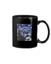 STARRY NIGHT PITBULL Mug thumbnail