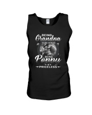 BEING GRANDPA IS HONOR BEING POPPY IS PRICELESS Unisex Tank thumbnail