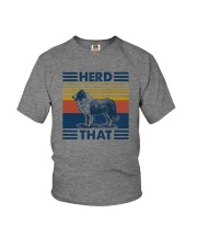 Border Collie Herd That Youth T-Shirt thumbnail