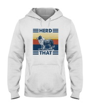 Border Collie Herd That Hooded Sweatshirt thumbnail