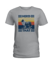 Border Collie Herd That Ladies T-Shirt thumbnail