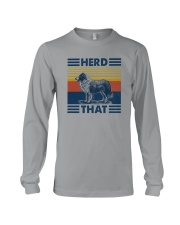 Border Collie Herd That Long Sleeve Tee thumbnail