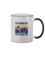 Border Collie Herd That Color Changing Mug thumbnail