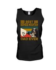 BEST Bernese Mountain Dog DAD EVER Unisex Tank thumbnail