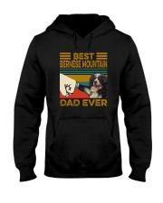 BEST Bernese Mountain Dog DAD EVER Hooded Sweatshirt thumbnail