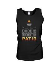 DADDIO OF HE PATIO Unisex Tank thumbnail