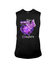 BEING A GRANDMA MAKES MY LIFE COMPLETE Sleeveless Tee thumbnail