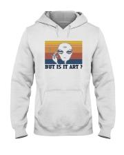 BUT IS IT ART Hooded Sweatshirt thumbnail