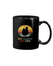 BEST CLUCKIN' DAD EVER Mug thumbnail
