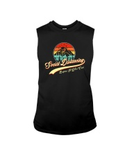 SOCIAL DISTANCING BEFORE IT WAS COOL FUNNY HIKING Sleeveless Tee thumbnail