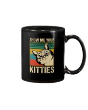 SHOW ME YOUR KITTIES VINTAGE Mug thumbnail