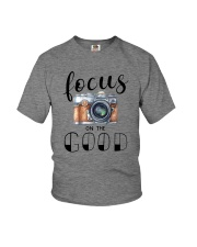 FOCUS ON THE GOOD Youth T-Shirt thumbnail