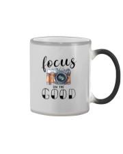 FOCUS ON THE GOOD Color Changing Mug thumbnail