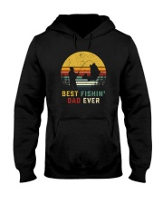 BEST FISHIN' DAD EVER Hooded Sweatshirt thumbnail