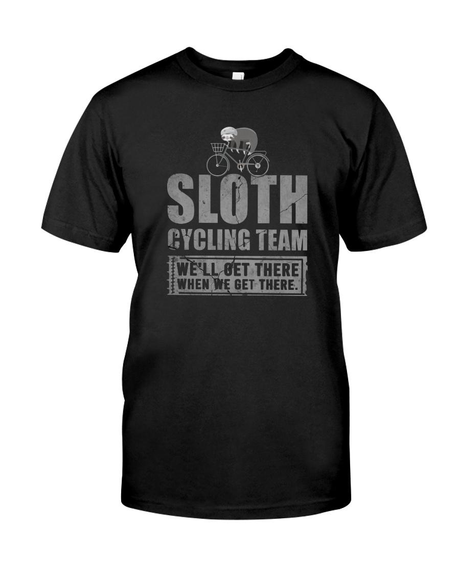 SLOTH CYCLING TEAM Classic T-Shirt