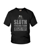 SLOTH CYCLING TEAM Youth T-Shirt thumbnail