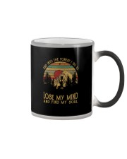 LOSE MY MIND AND FIND MY SOUL Color Changing Mug thumbnail