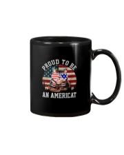 PROUD TO BE AN AMERICAT Mug thumbnail
