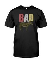 BADASS DONKEY VINTAGE Classic T-Shirt front
