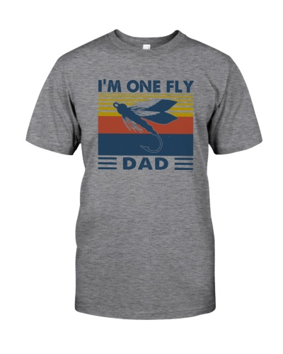I'M ONE FLY DAD VINTAGE