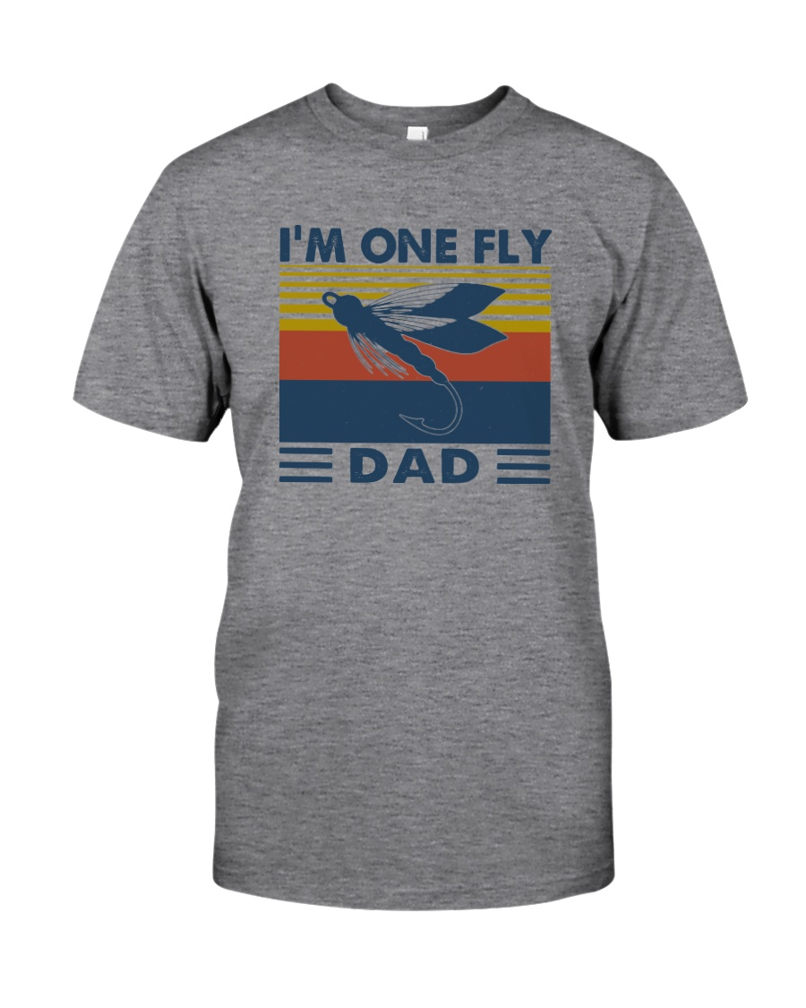 I'M ONE FLY DAD VINTAGE Classic T-Shirt