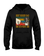 BEST BOXER DAD EVER Hooded Sweatshirt thumbnail