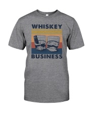 WHISKEY BUSINESS VINTAGE Classic T-Shirt front