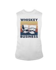 WHISKEY BUSINESS VINTAGE Sleeveless Tee thumbnail