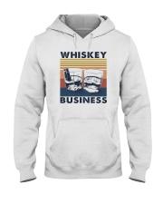 WHISKEY BUSINESS VINTAGE Hooded Sweatshirt thumbnail
