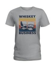 WHISKEY BUSINESS VINTAGE Ladies T-Shirt thumbnail