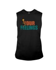 F YOUR FEELINGS Sleeveless Tee thumbnail