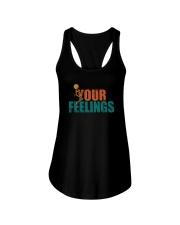 F YOUR FEELINGS Ladies Flowy Tank thumbnail