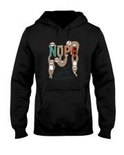 NOPE NOT GOING TO HAPPEN Hooded Sweatshirt thumbnail