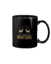 I WAS THINKING ABOUT HUNTING Mug thumbnail