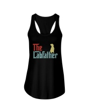 THE LABFATHER VINTAGE Ladies Flowy Tank thumbnail