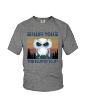 FLUFF YOU OWL Youth T-Shirt thumbnail