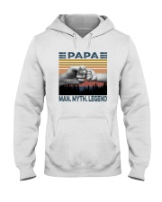 PAPA MAN MYTH LEGEND Hooded Sweatshirt thumbnail
