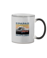PAPA MAN MYTH LEGEND Color Changing Mug thumbnail