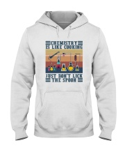 CHEMISTRY IS LIKE COOKING Hooded Sweatshirt thumbnail