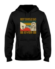 BEST DOODLE DAD EVER Hooded Sweatshirt thumbnail