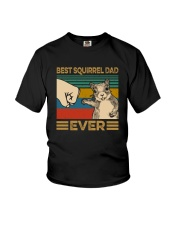 BEST SQUIRREL DAD EVER Youth T-Shirt thumbnail