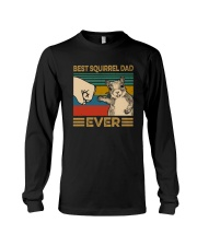 BEST SQUIRREL DAD EVER Long Sleeve Tee thumbnail