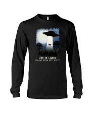 GET IN LOSER WE'RE DOING BUTT STUFF Long Sleeve Tee thumbnail