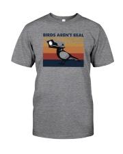 BIRDS AREN'T REAL Classic T-Shirt front