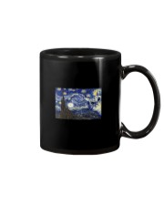 VAN GOGH CAT Mug thumbnail