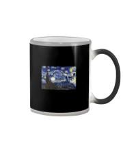 VAN GOGH CAT Color Changing Mug thumbnail