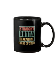 STRAIGHT OUTTA QUARANTINE CLASS OF 2020 Mug tile