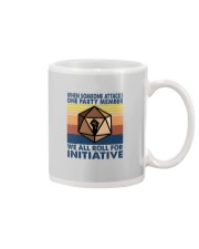 WE ALL ROLL FOR INITIATIVE Mug thumbnail