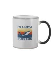 I'M A LITTLE SHARKASTIC Color Changing Mug thumbnail