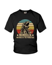 MOMZILLA MOTHER OF THE MONSTER Youth T-Shirt thumbnail